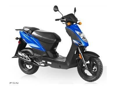 2011 Kymco Agility 50 4T