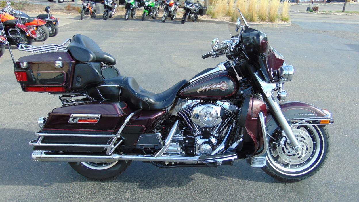 2005 Harley-Davidson FLHTCUI- ULTRA CLAS