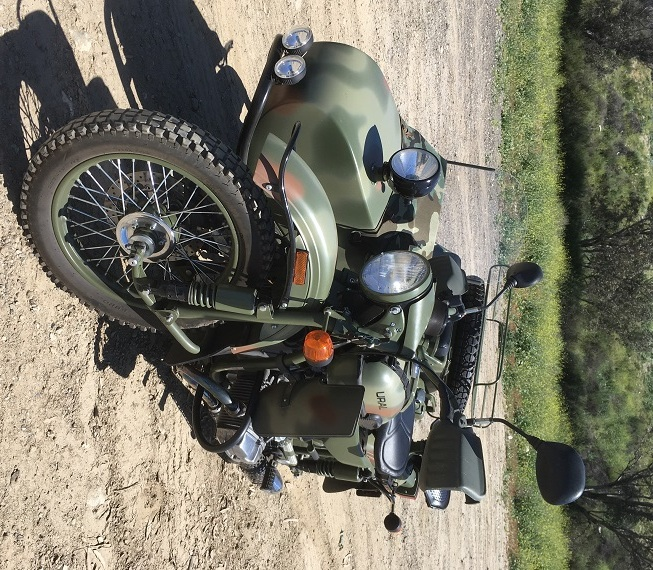 2007 Ural GEAR-UP 2WD