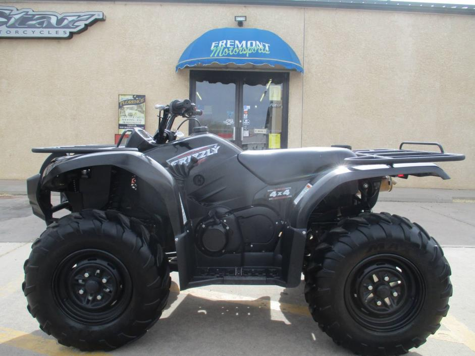 2009 Yamaha Grizzly 450 Auto. 4x4 IRS