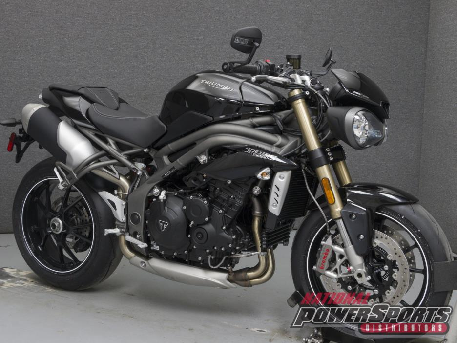 2017 Triumph SPEED TRIPLE S ABS
