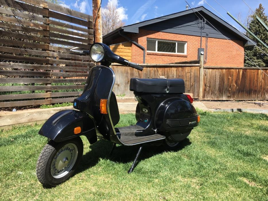Vespa Px 125 Motorcycles for sale