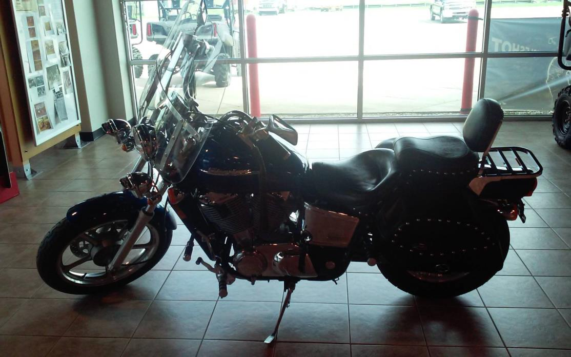 2004 Honda Shadow Spirit