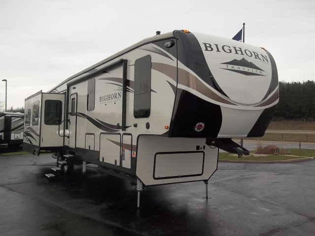 2018 Heartland Big Horn Traveller 39MB