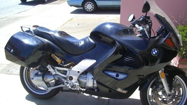 1998 BMW R 1200 RS