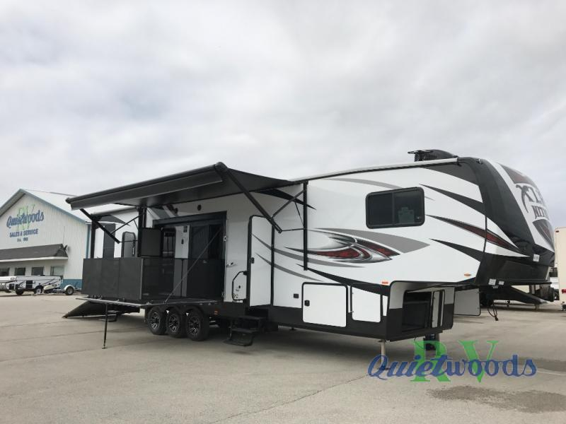 2018 Forest River Rv XLR Nitro 42DS5