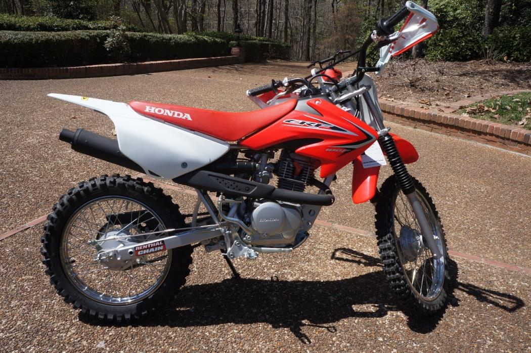 Honda Crf100f Motorcycles for sale