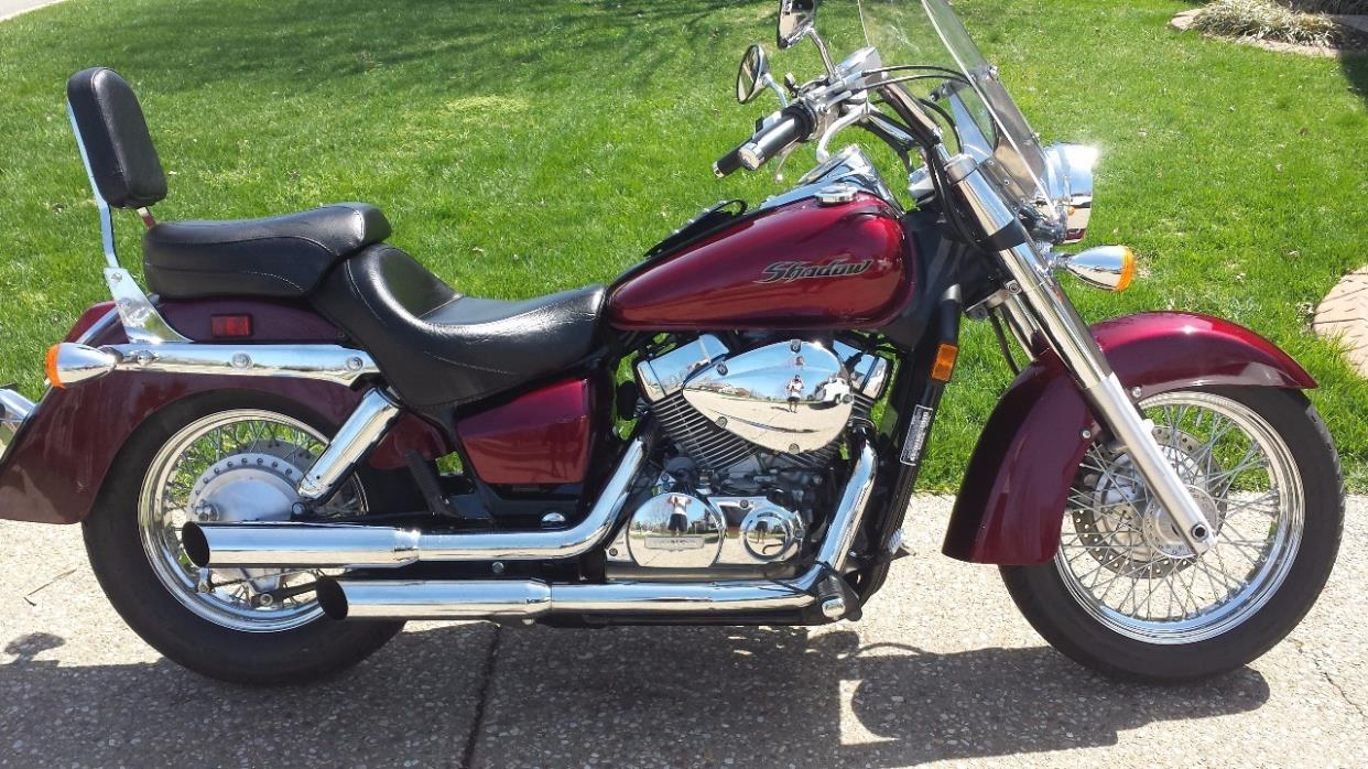 Honda Shadow Motorcycles For Sale In Kentucky 1996 Motorcycle 2006 Aero 750