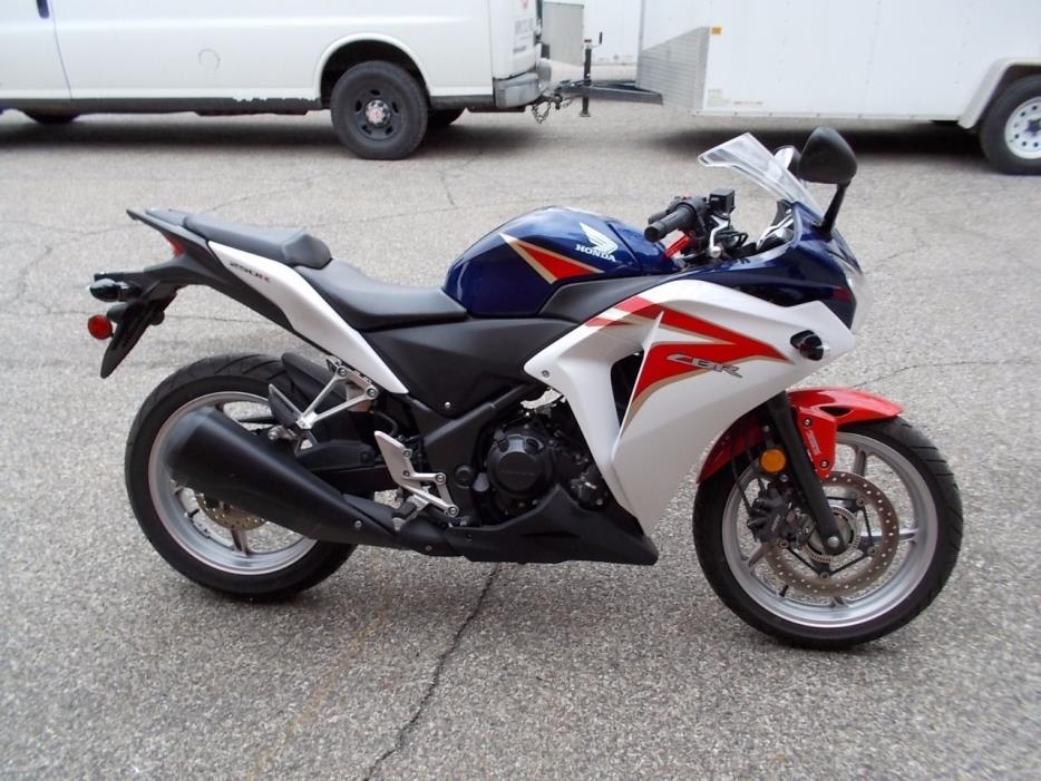2012 Honda CBR 250 R ABS