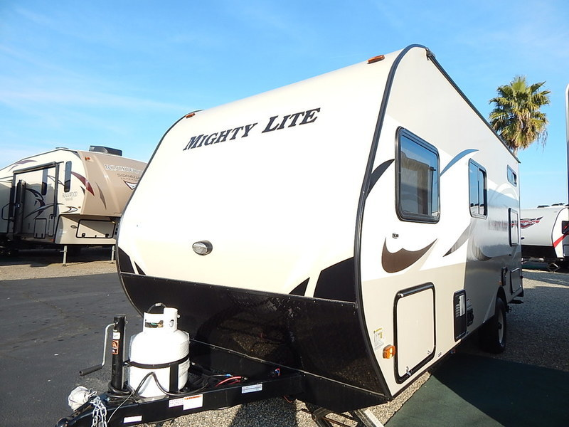 2017 Pacific Coachworks Mighty Lite MIGHTY LITE 16BB, 1
