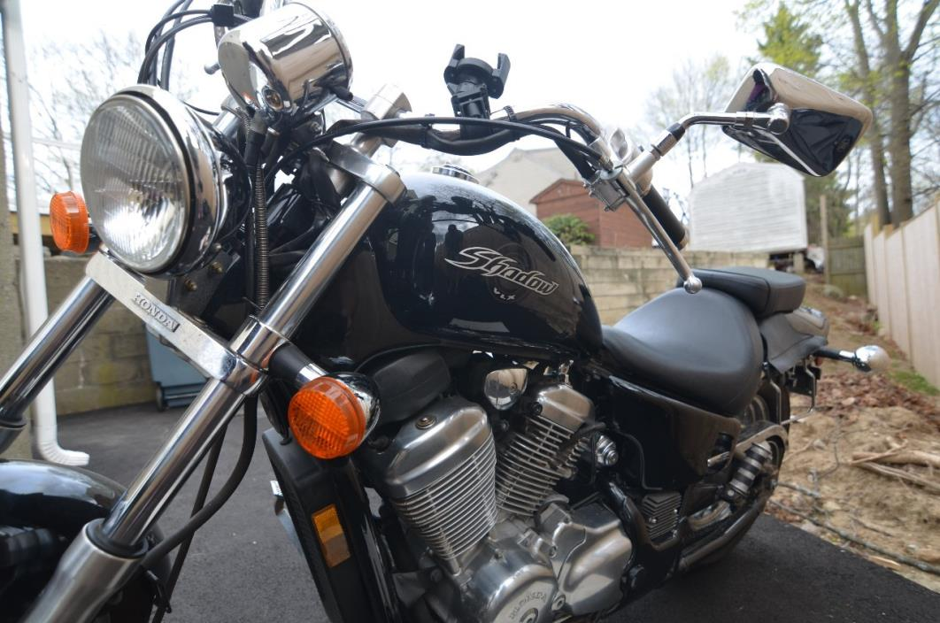 2005 Honda SHADOW VLX600