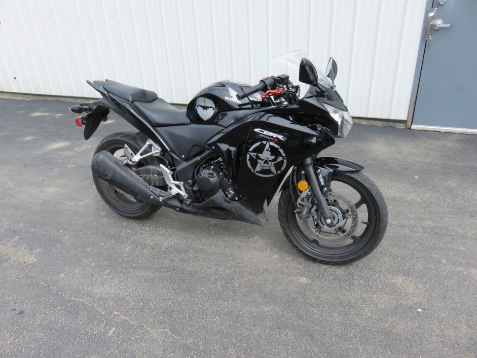 2013 Honda CBR250R ABS