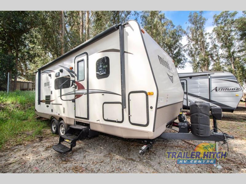 2018 Forest River Rv Rockwood Mini Lite 2504S