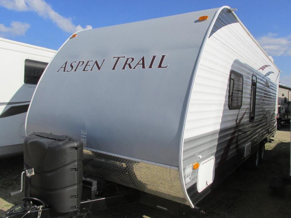 2011 Dutchmen Aspen Trail 2710BH