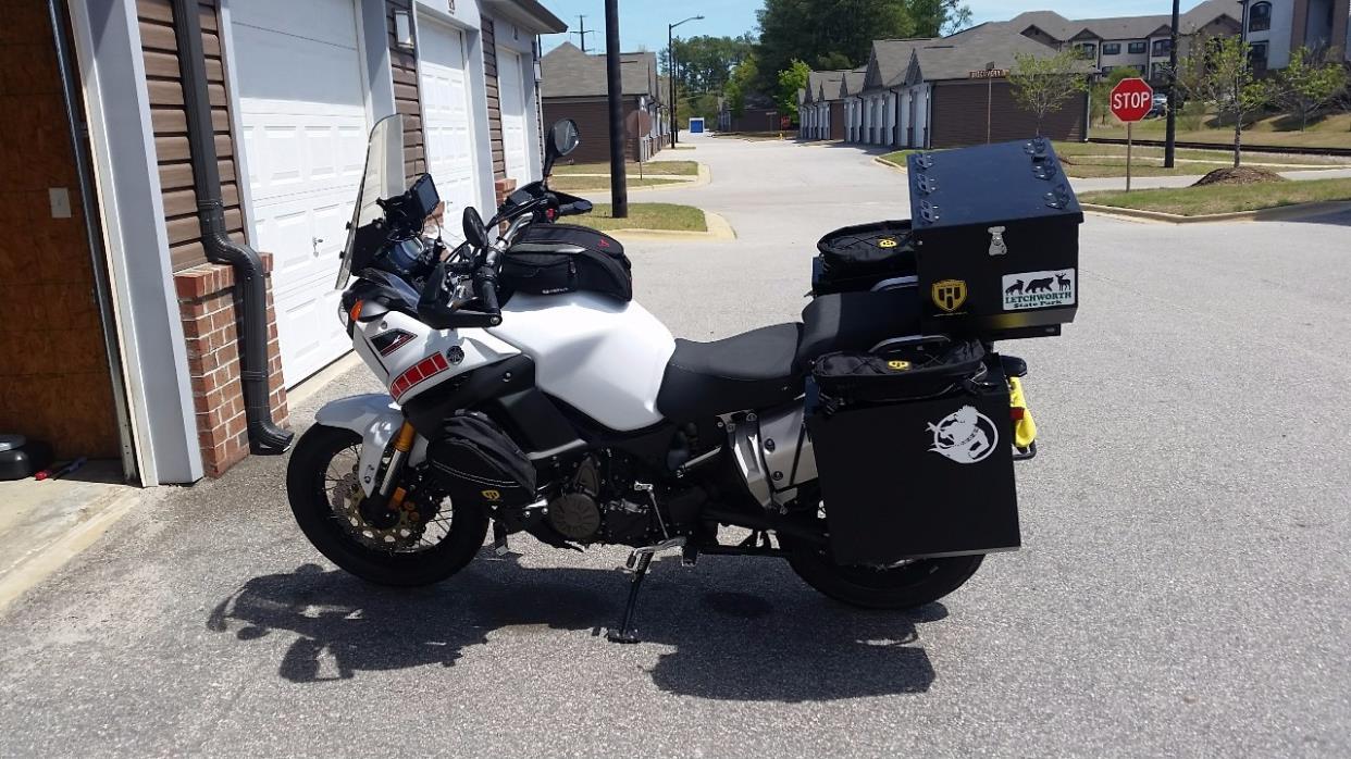 2013 Yamaha SUPER TENERE XT1200Z