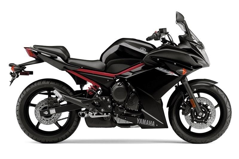 2016 Yamaha FZ6R