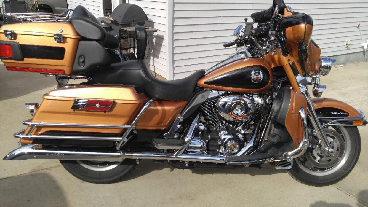 2008 Harley-Davidson ELECTRA GLIDE ANNIVERSARY EDITION