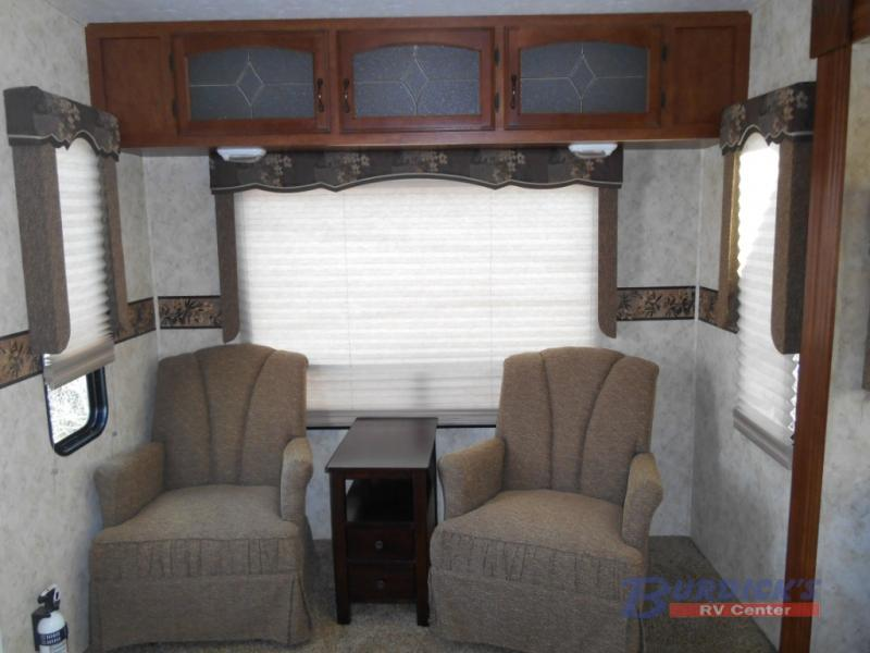 2011 Coachmen Rv Chaparral 278RLDS, 9