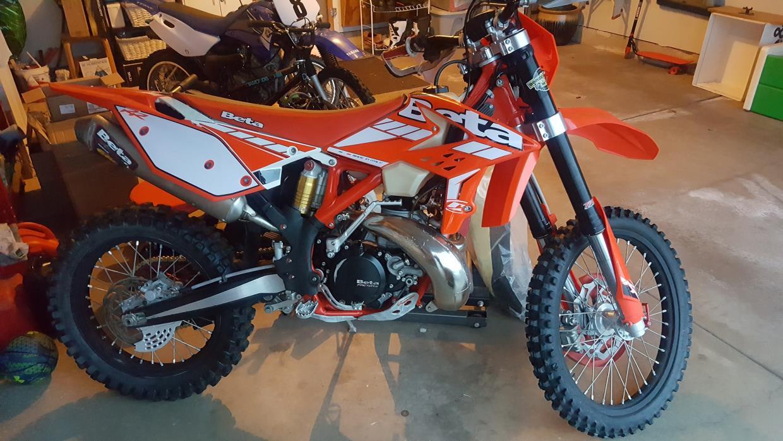 2015 Beta 300 RR