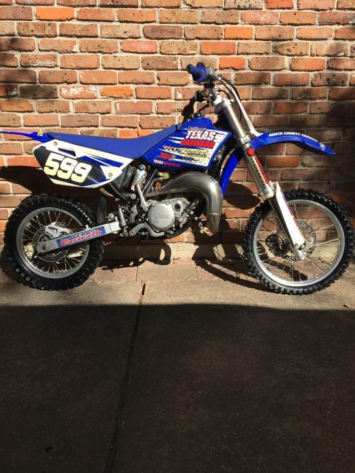 2006 Yamaha YZ 85