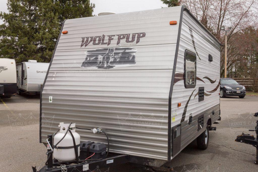 2014 Cherokee Wolf Pup 16FB