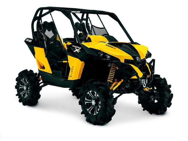 2014 Can-Am Maverick™ 1000R X mr