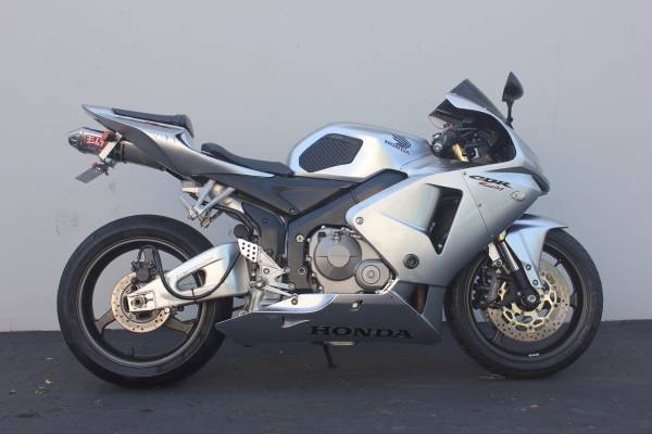 2006 Honda CBR600RR