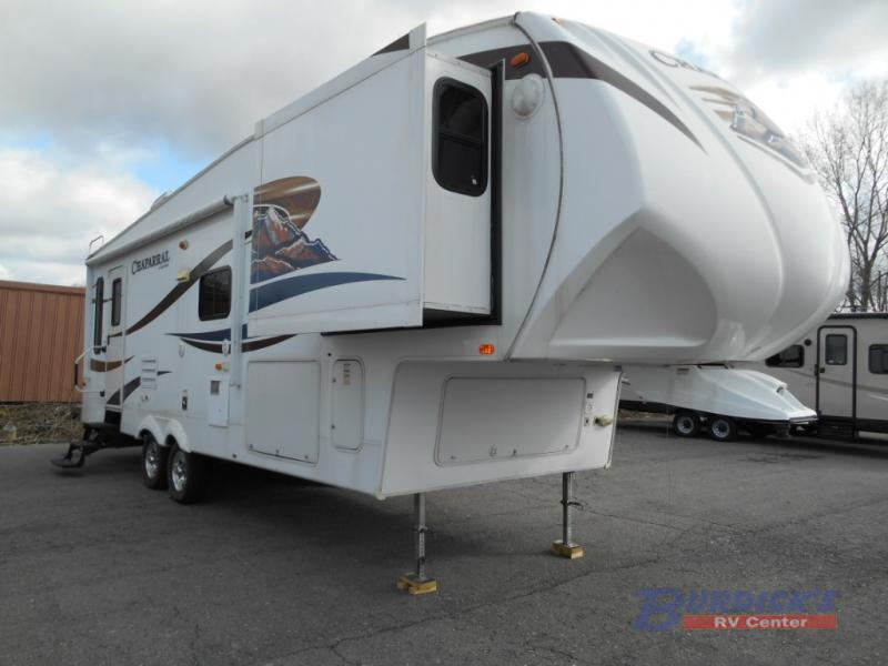 2011 Coachmen Rv Chaparral 278RLDS