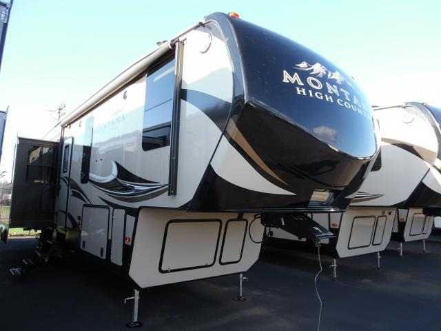 2017 Keystone Montana High Country 344RL