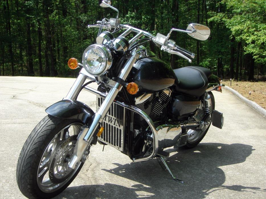 2004 Kawasaki VULCAN 1600 MEAN STREAK