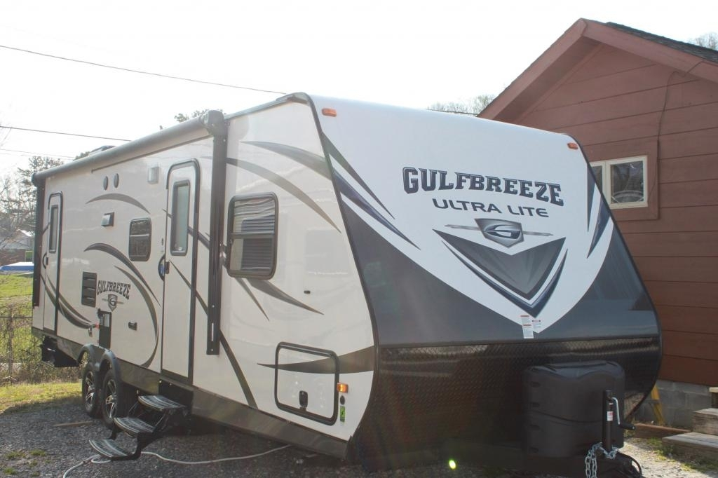 2016 Gulf Stream GULF BREEZE ULTRA LITE 28BBS