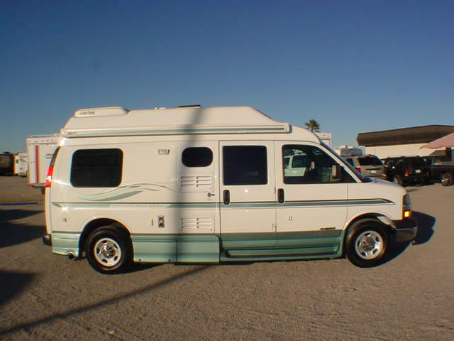 2004 Pleasure Way LEXOR TD