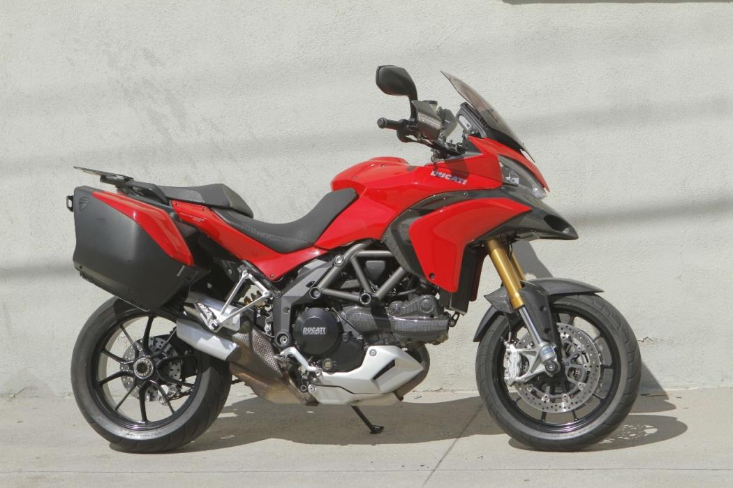 2011 Ducati MS1200 Sport with Touring Package