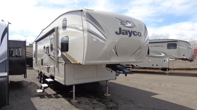 2017 Jayco Eagle HT Fifth Wheels 29.5FBDS