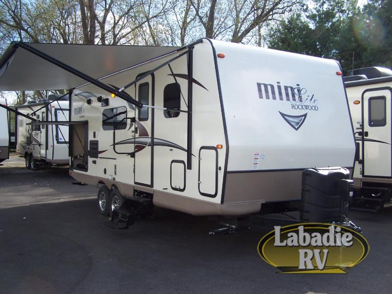 2018 Forest River Rv Rockwood Mini Lite 2507S