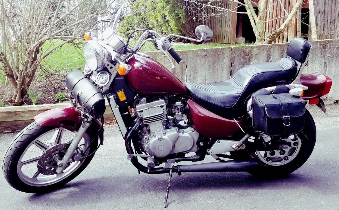 1990 Kawasaki VULCAN 500 LTD