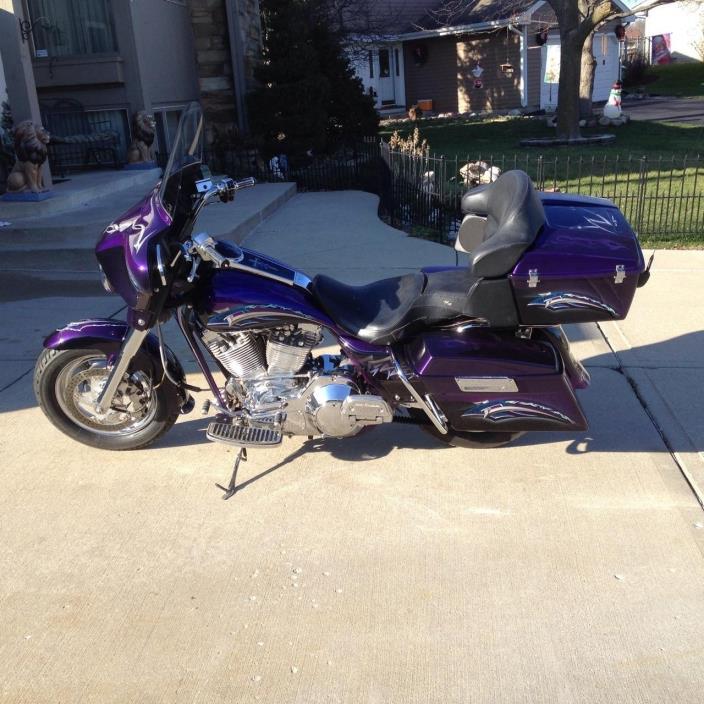 1995 Harley-Davidson ELECTRA GLIDE CLASSIC