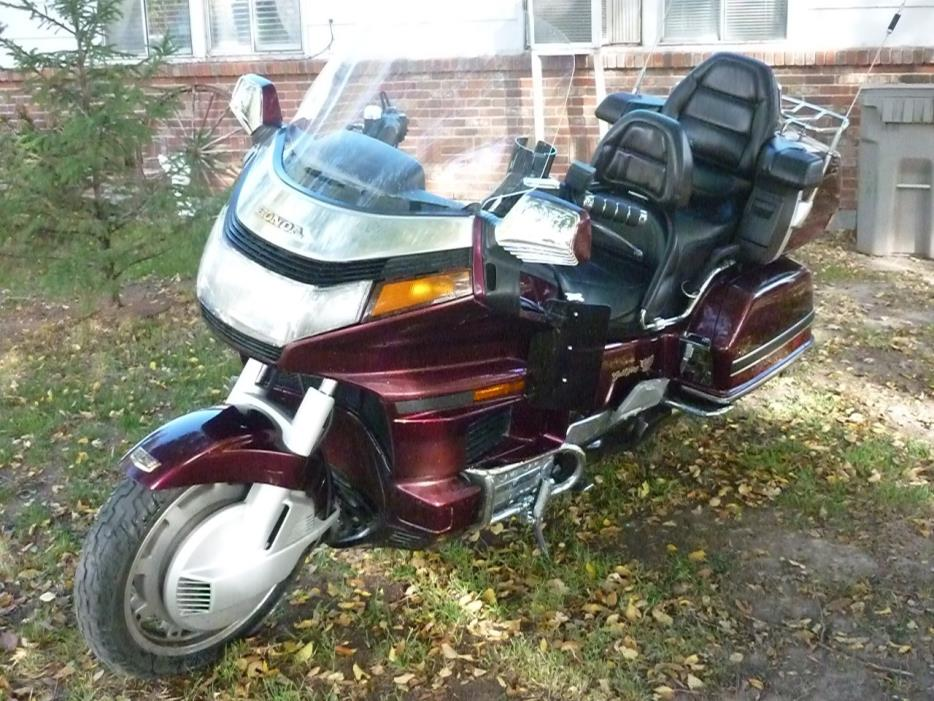 1989 Honda GOLD WING 1500 SE