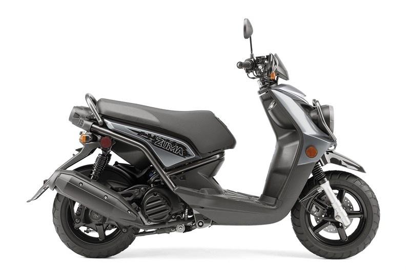 2015 Yamaha Zuma 125