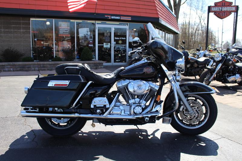 2002 Harley-Davidson FLHT - Electra Glide Standard