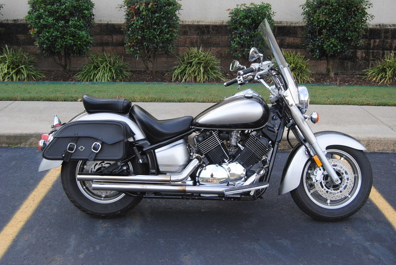 2004 Yamaha V Star 1100 Classic