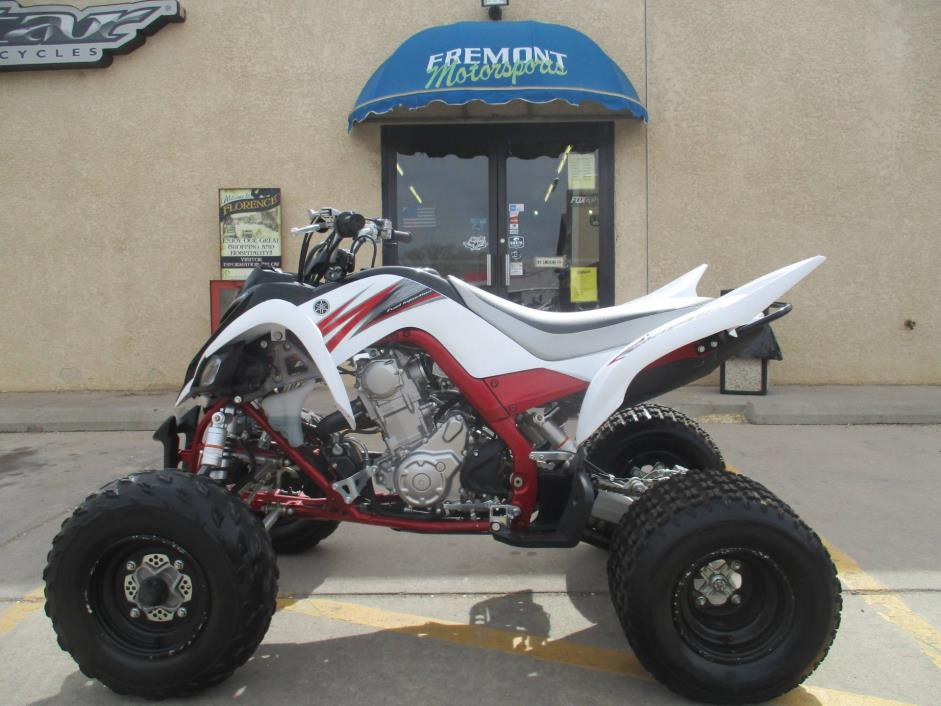 2009 Yamaha Raptor 700R
