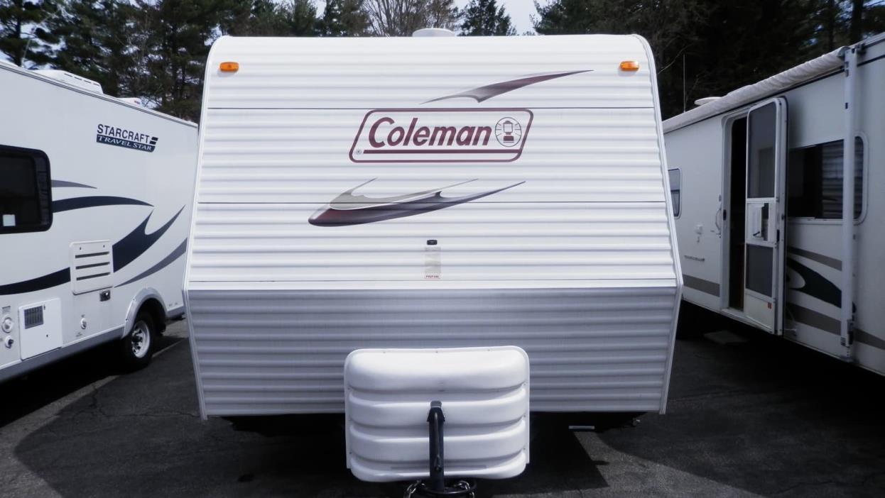 2012 Coleman COLEMAN 198DB