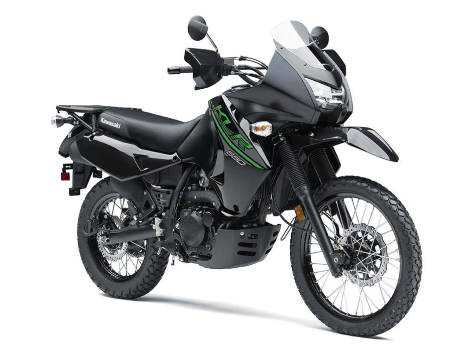 2017 Kawasaki KLR650