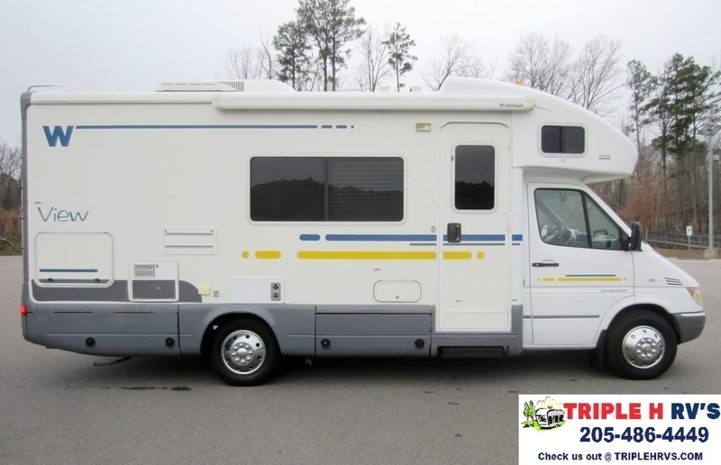2005 Winnebago 23J WINNEBAGO - VIEW, 2