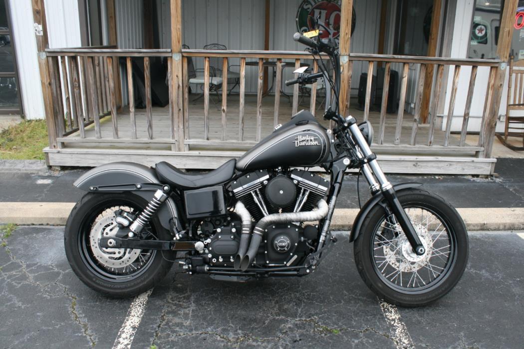 2014 Harley Davidson FXDB Street Bob