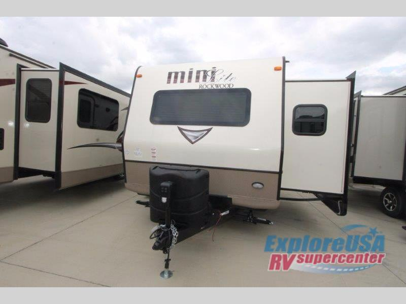 2018 Forest River Rv Rockwood Mini Lite 2506S