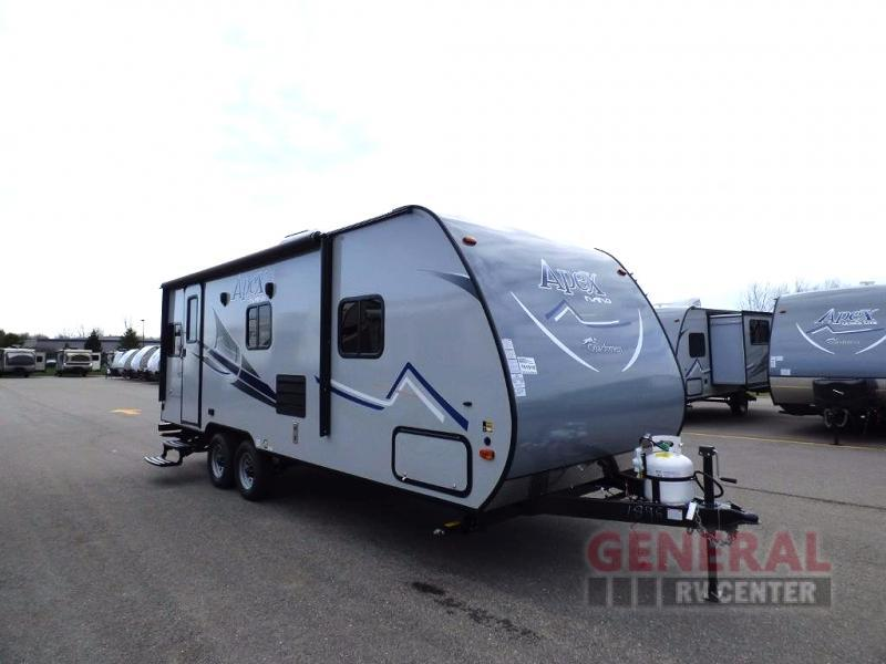 2018 Coachmen Rv Apex Nano 213RDS