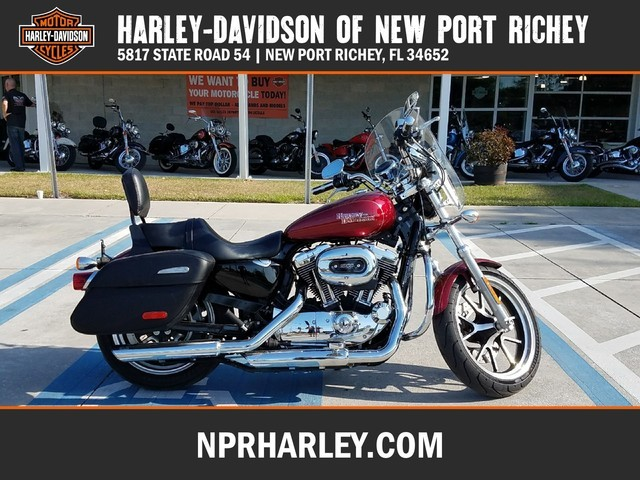 2016 Harley-Davidson XL1200T SPORTSTER SUPERLOW XL1200T