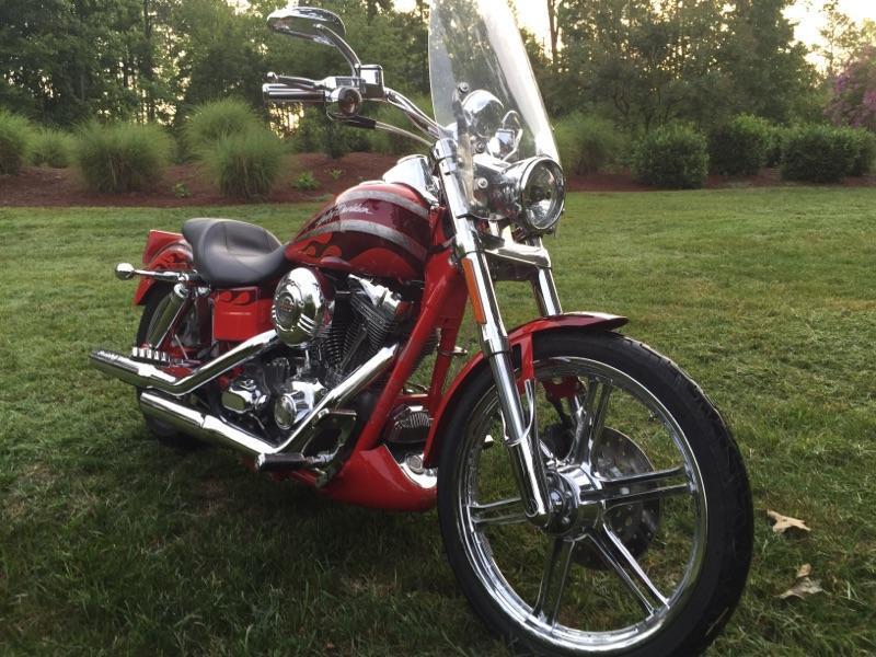 2008 Harley-Davidson CVO LIMITED